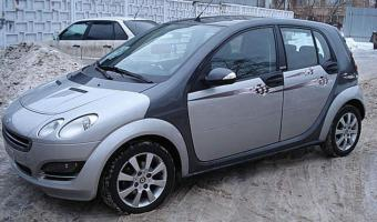 2005 Smart ForFour #1