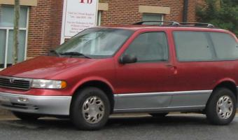 1998 Mercury Villager #1