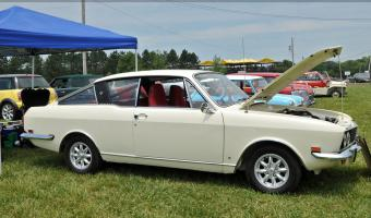 1969 Sunbeam Alpine #1