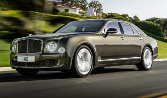 2015 Bentley Mulsanne #1