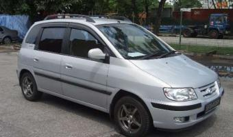 2003 Hyundai Matrix #1