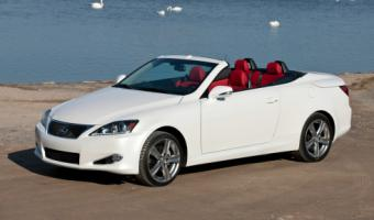 2012 Lexus Is 250 C #1