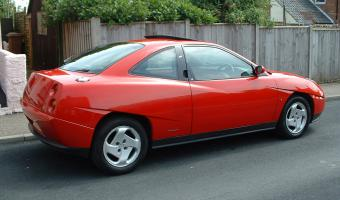1995 Fiat Coupe #1