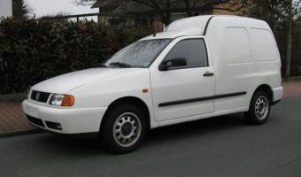 1997 Volkswagen Caddy #1
