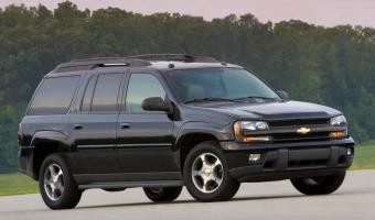 2003 Chevrolet Trailblazer #1