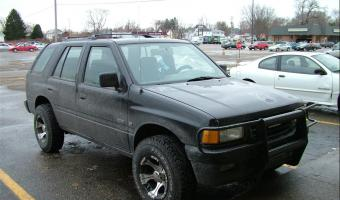 1996 Isuzu Rodeo #1