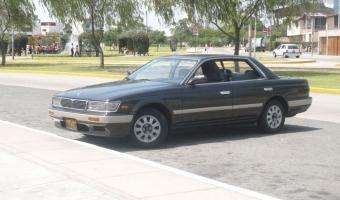 1992 Nissan Laurel #1