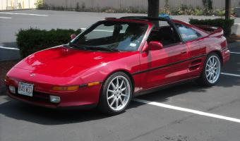1991 Toyota Mr2 #1