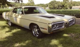 1972 Plymouth Fury #1