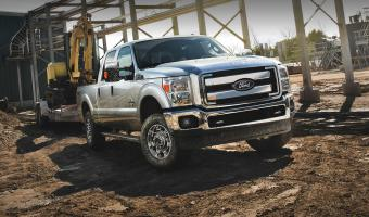 2015 Ford F-250 Super Duty #1