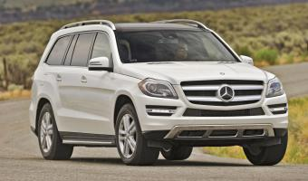 Mercedes-Benz GL #1