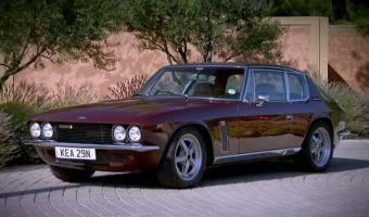 1974 Jensen Interceptor #1