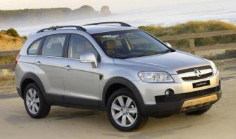2007 Holden Captiva #1