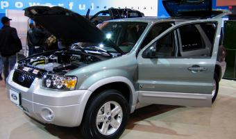 2006 Ford Escape Hybrid #1