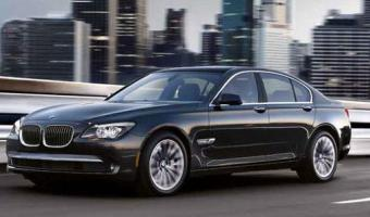 2011 Bmw Activehybrid 7 #1