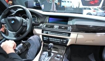 2012 Bmw Activehybrid 5 #1