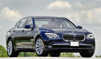 2012 Bmw Activehybrid 7 #1