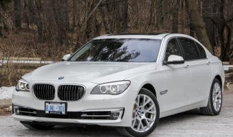 2013 Bmw Activehybrid 7 #1