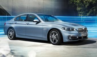 2014 Bmw Activehybrid 5 #1