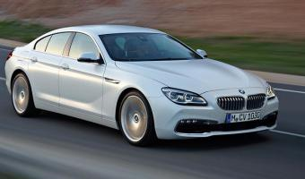 2015 Bmw 6 Series Gran Coupe #1