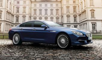 2015 Bmw Alpina B6 Gran Coupe #1