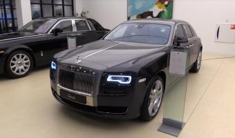 2015 Rolls Royce Phantom #1
