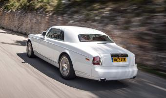 2015 Rolls Royce Phantom Coupe #1