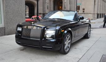 2015 Rolls Royce Phantom Drophead Coupe #1
