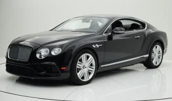 2016 Bentley Continental Gt #1