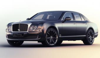 2016 Bentley Mulsanne #1