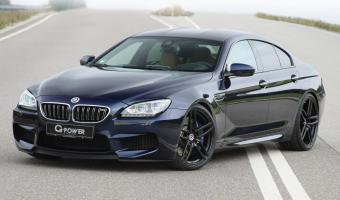 2016 Bmw M6 Gran Coupe #1