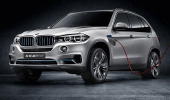 2016 Bmw X5 Edrive #1