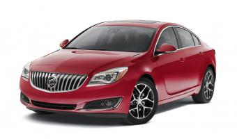 2016 Buick Regal #1