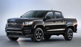 2016 Chevrolet Colorado #1