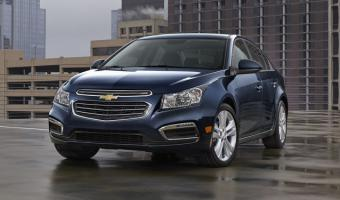 2016 Chevrolet Cruze Limited #1