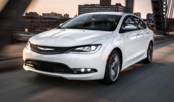 2016 Chrysler 200 #1