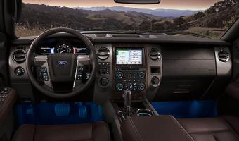 2016 Ford Expedition #1