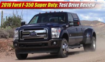 2016 Ford F-350 Super Duty #1