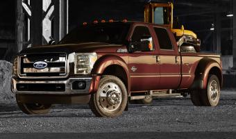 2016 Ford F-450 Super Duty #1