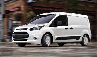 2016 Ford Transit Connect #1