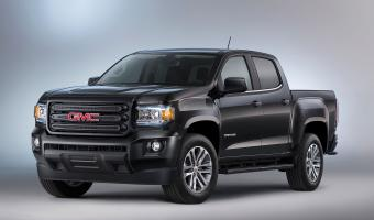 2016 Gmc Canyon #1