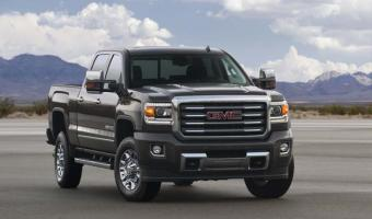 2016 Gmc Sierra 2500hd #1