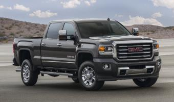 2016 Gmc Sierra 3500hd #1