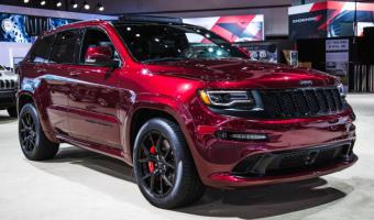 2016 Jeep Grand Cherokee Srt #1