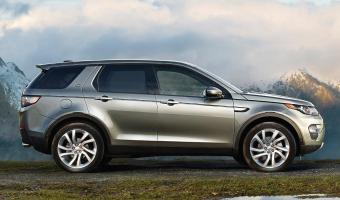 2016 Land Rover Discovery Sport #1