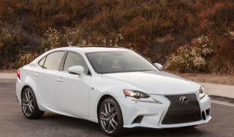 2016 Lexus Is 300 #1