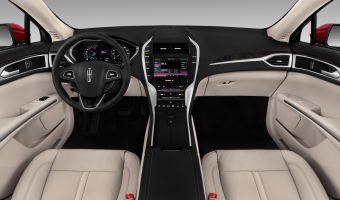 2016 Lincoln Mkz #1