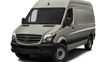 2016 Mercedes-benz Sprinter #1