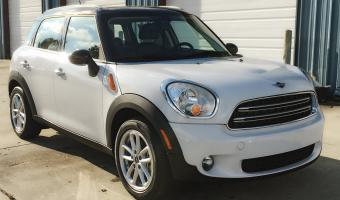 2016 Mini Cooper Countryman #1