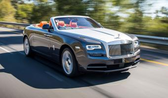 2016 Rolls Royce Dawn #1